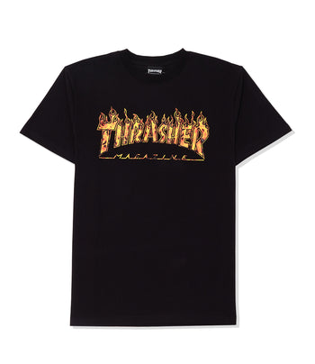 Thrasher Real Flame S/S T-Shirt