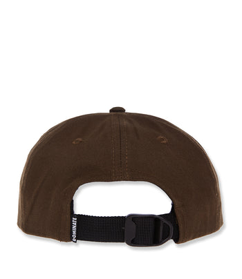Dominate 6 Panel Unconstructed Hat
