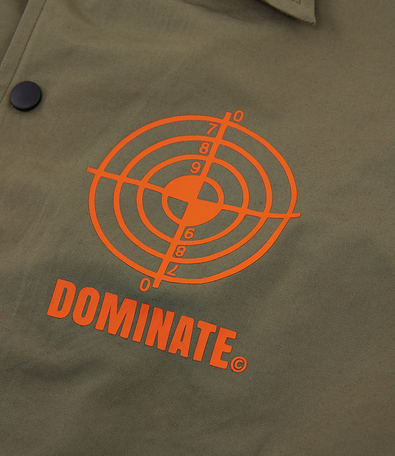 Dominate Target Coach Jacket