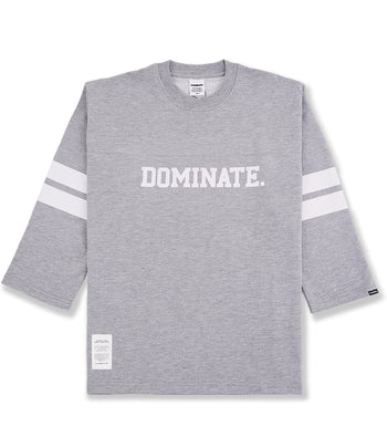 Dominate Football Tee