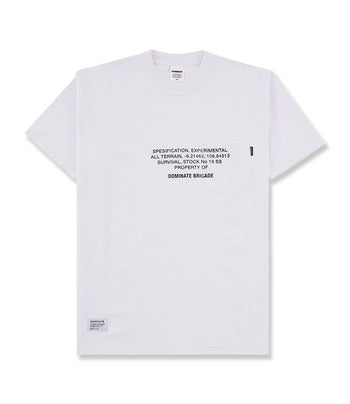 Dominate Pocket Spec Tee