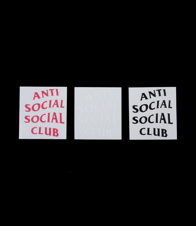 ASSC CUTTED PACK Sticker Pack