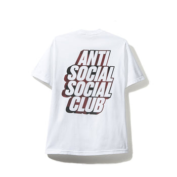 ASSC Blocked Red Plaid Tee