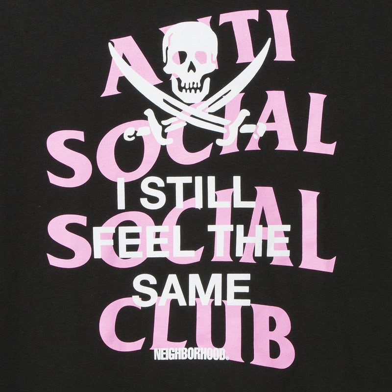 ASSC Black Jack Long Sleeve Tee