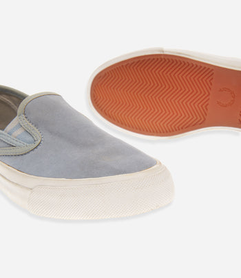 Fred Perry Turner Slip On  Brushed Cotton