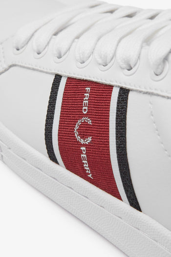 Fred Perry B721 Leather / Webbing