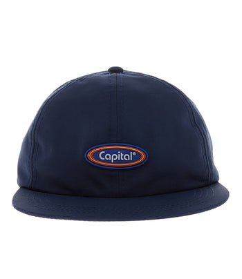 Issue 02 Navy Polo Cap