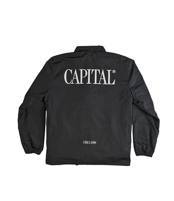 Capital Graph Coach Jacket
