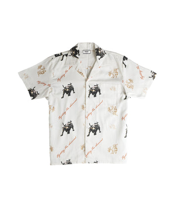 Capital Buffalo Aloha Shirt