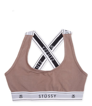 Stussy Cross Back Crop