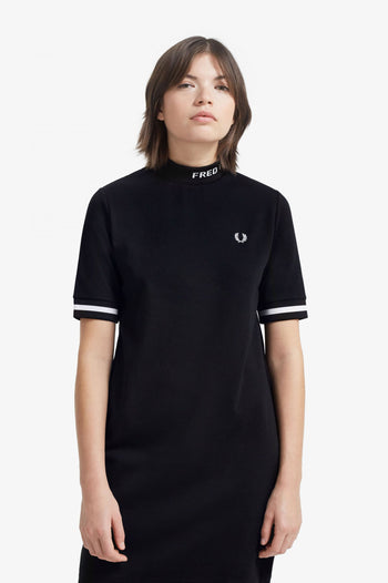 Fred Perry High Neck Fred Perry Dress