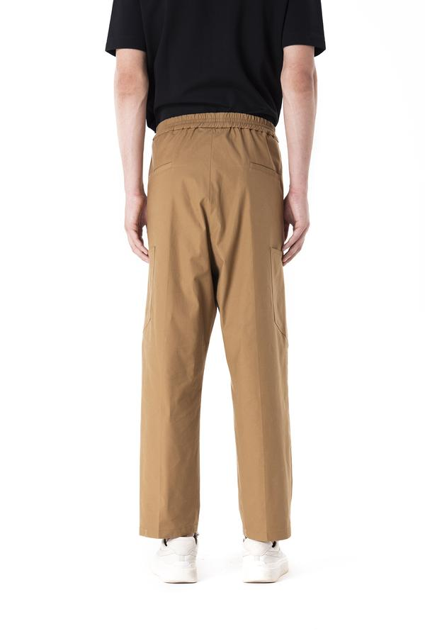 Jansober Draw String Beige Pants