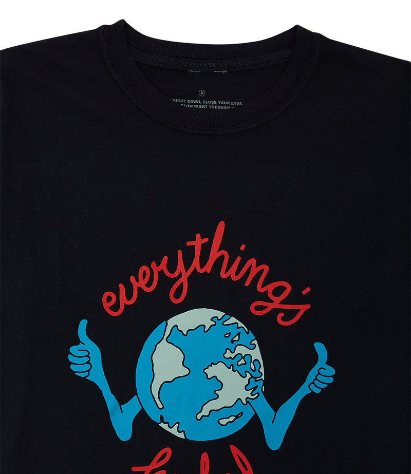 JUNGLES Everything Fucked SS Tee