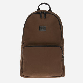 Fred Perry Heavy Canvas Back Pack