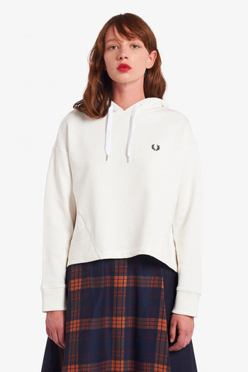 Fred Perry Fishtail Hooded Sweatshirt