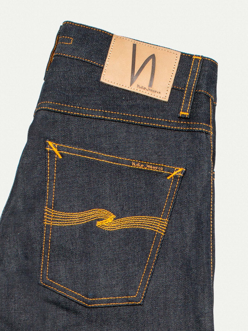 Nudie Grim Tim Dry Selvage