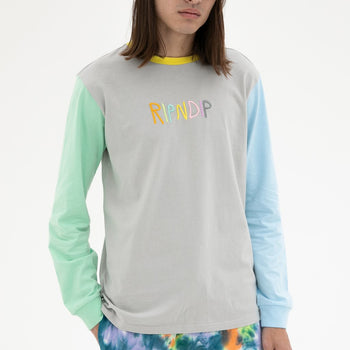 RipnDip Embroidered Logo L/S