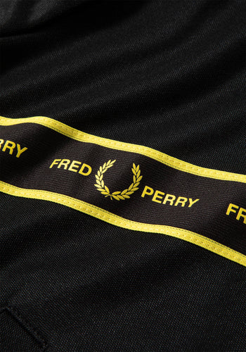 Fred Perry Tape Detail Track Jacket