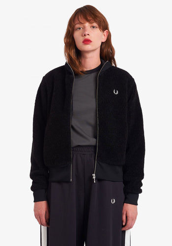 Fred Perry Funnel Neck Jacket