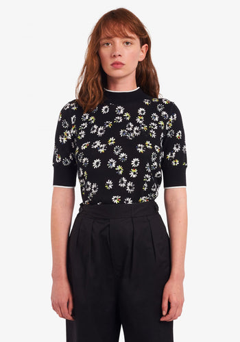 Fred Perry Floral Jumper