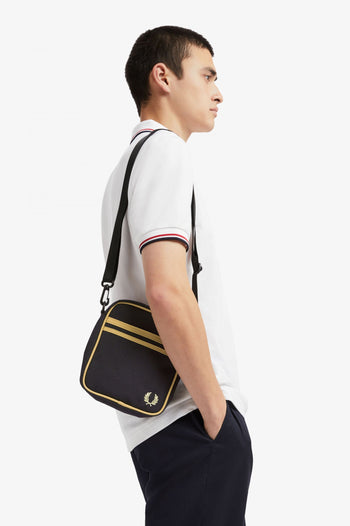 Fred Perry Twin Tipped Side Bag