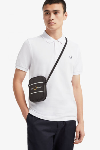 Fred Perry Graphic Panel Small Bag