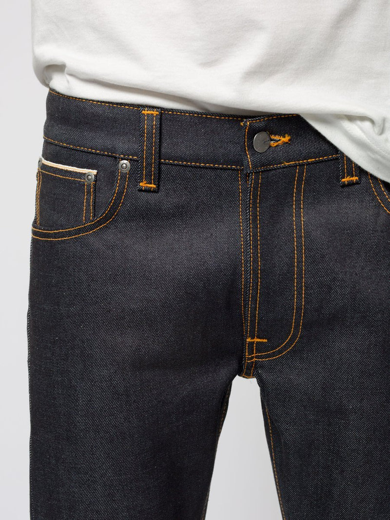 Nudie Lean Dean Dry Japan Selvage