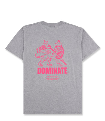Dominate Lion Tee