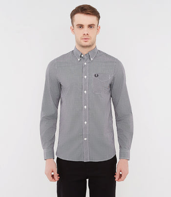 Fred Perry Classic Gingham L/S Shirt