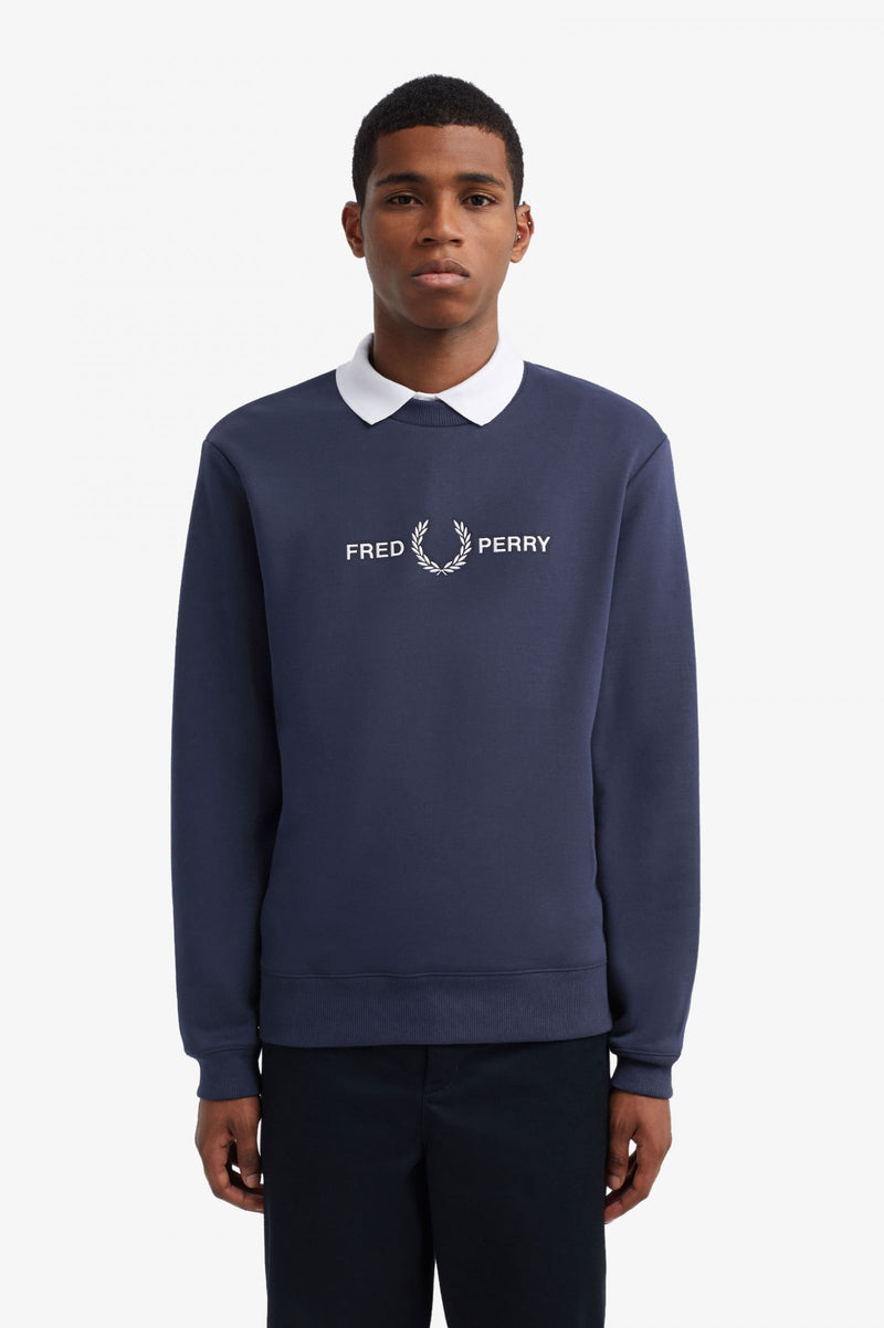 Fred Perry Graphic Sweatshirt