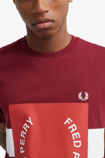 Fred Perry Bold Graphic T-Shirt