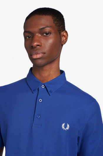 Fred Perry Button Down Polo Shirt