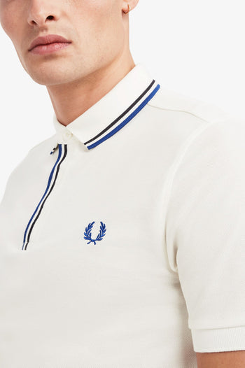 Fred Perry Tipped Placket Polo Shirt