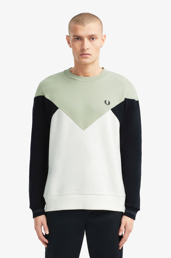 Fred Perry Chevron Sweatshirt