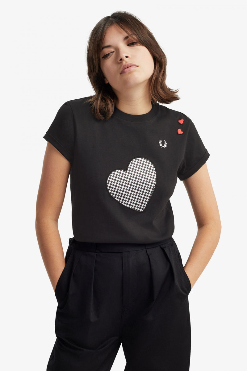 Fred Perry Amy Printed T-Shirt