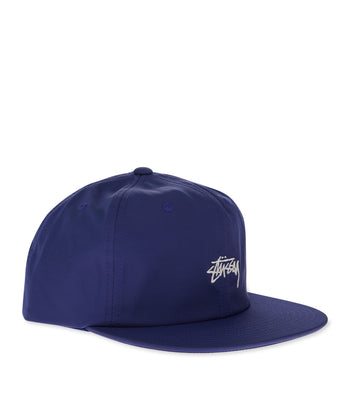 STUSSY Stock Poly Cotton Cap