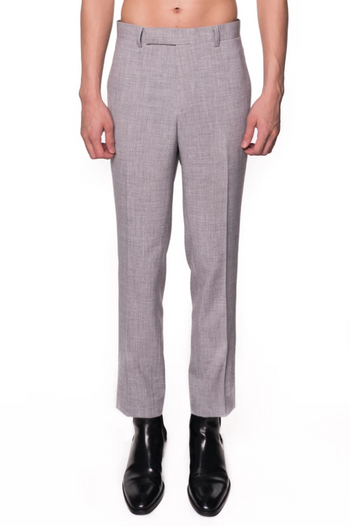 Jansober Light Grey Easy Pants