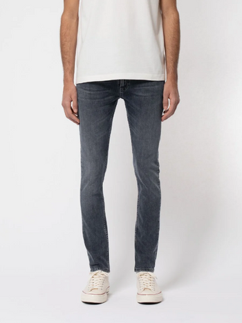 Nudie Skinny Lin Black Yard