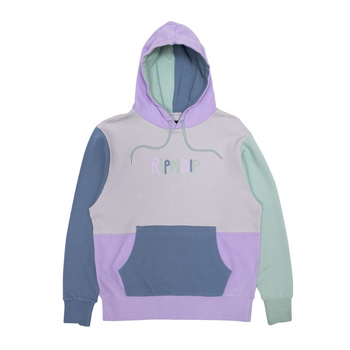 RipnDip Multi Colored Logo Hoodie