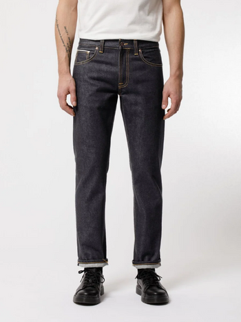 Nudie Gritty Jackson Dry Maze Selvage