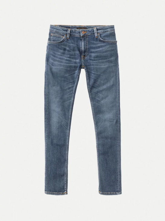 Nudie Skinny Lin Dark Blue Navy