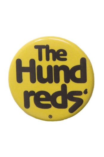 The Hundreds Club Button Pin 4 packs
