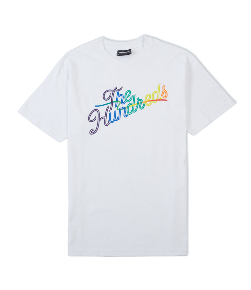 The Hundreds Spectrum Slant T-Shirt