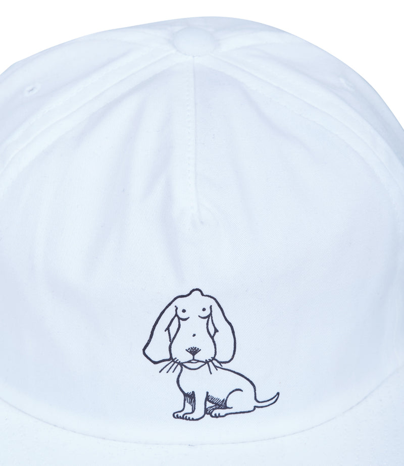 Boob Dog Relaxed Fit Hat