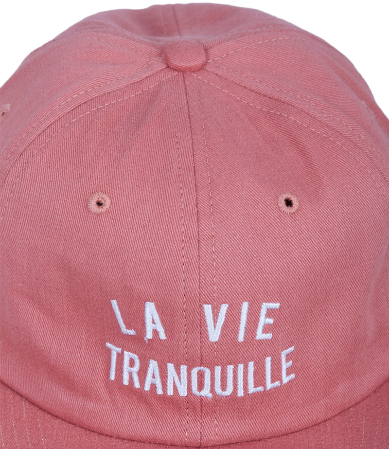 La Vie Tranquille Polo Hat