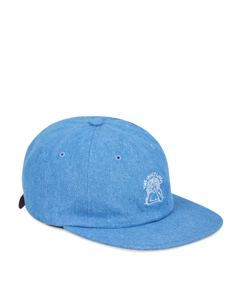 The Quiet Life Smoking Girl Polo Hat