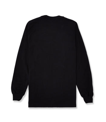 Thrasher Embroided Outlined L/S