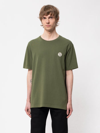 Nudie Uno NJCO Circle Olive