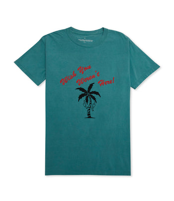 JUNGLES Wish You Weren't Here SS Tee