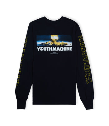 Youth Machine Peacekeeper Longsleeve